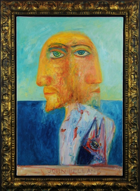 Janus by John Bellany (RA, CBE)