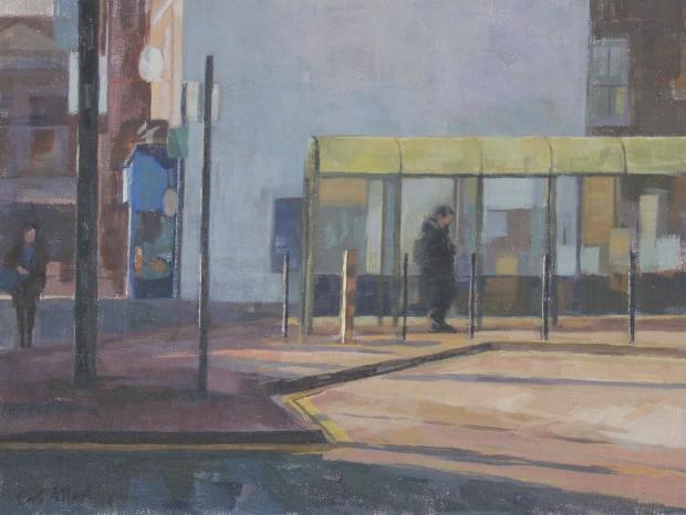 Lonsdale Street by Ceri Allen