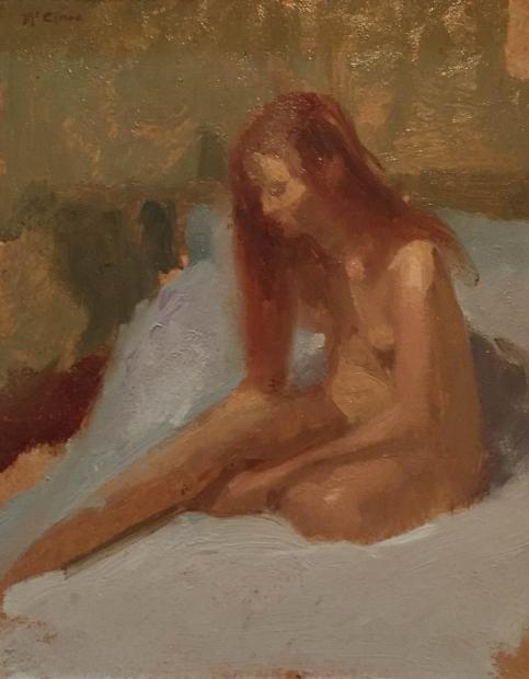 Nude by Ewan McClure