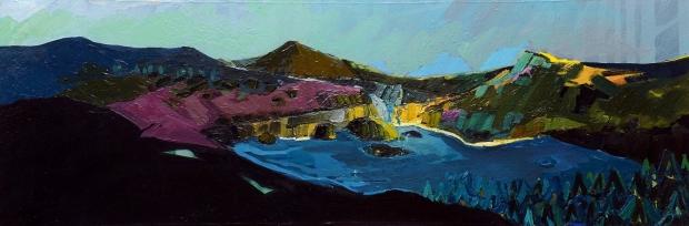 On Black Hill by Jessica Pigott
