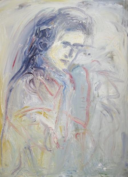 Portrait of Linda by Richard Cook