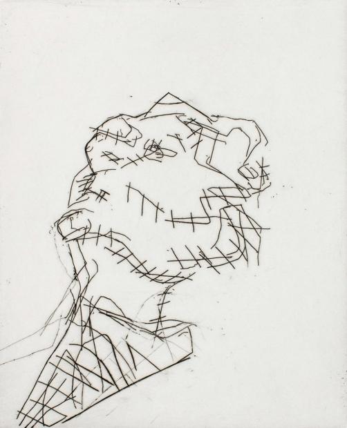 Julia 1998 by Frank Auerbach