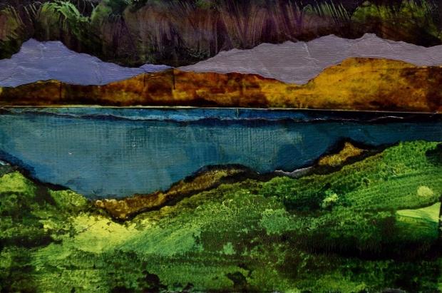 Reflection 11 by Jessica Pigott