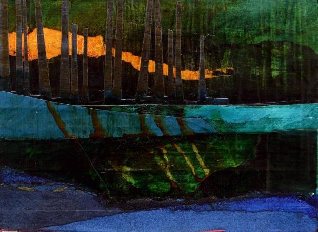 Reflection 18 by Jessica Pigott