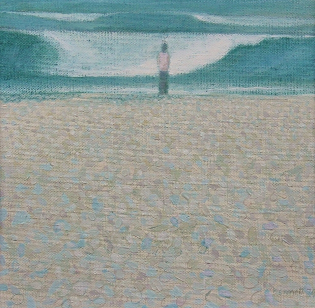 Seascape fourth meditation no. 2  1979 by Michael Bennett