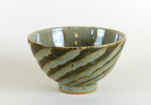 Small spiral bowl 2 by Edward Hughes