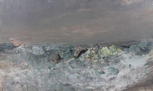 The Sea No. 6 by Joan Eardley (RSA)