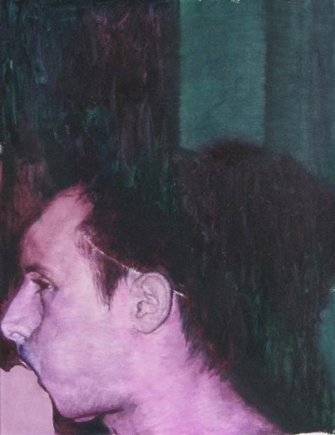 Untitled portrait 2 by William Reinsch