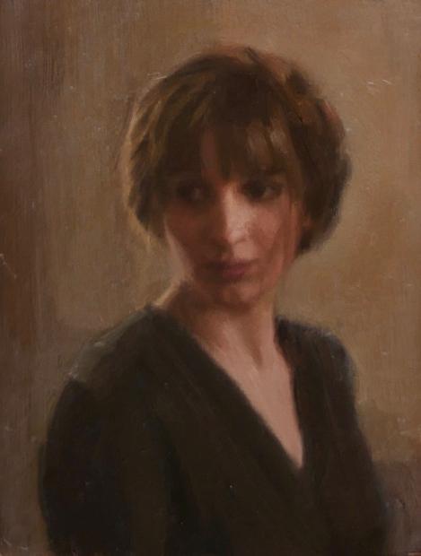 Vilja-Louise by Ewan McClure